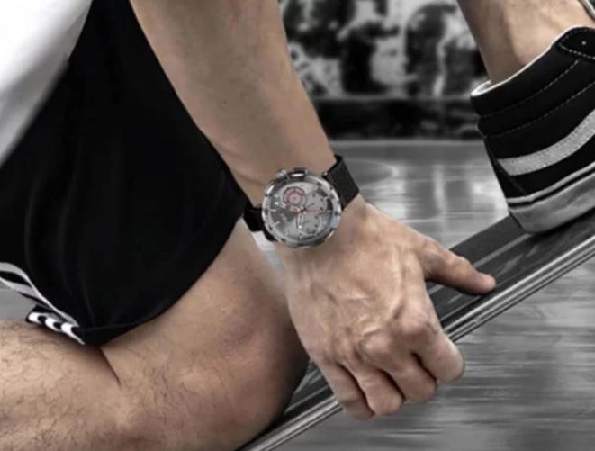 Xiaomi анонсировала часы с хронографом