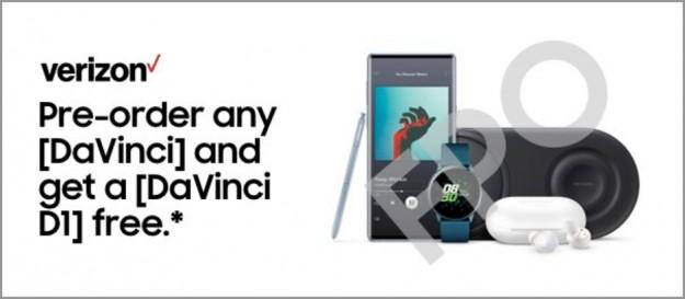 Названы подарки для оформивших предзаказ на флагманские Samsung Galaxy Note10