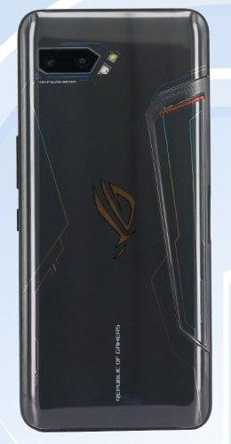 ASUS ROG Phone II: полные характеристики из TENAA