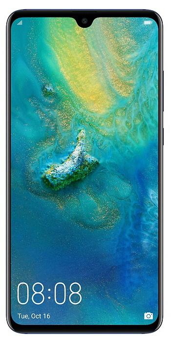 Huawei временно снизила цену Mate 20 до 29 990 рублей