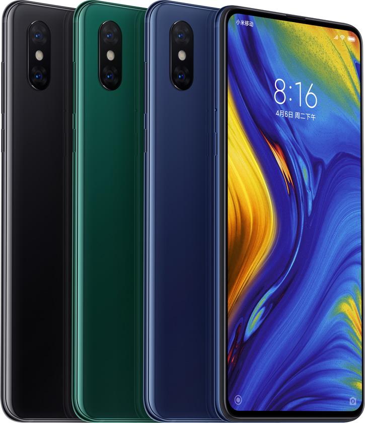 Xiaomi Mi Mix 3 по самой низкой цене в «Эльдорадо»