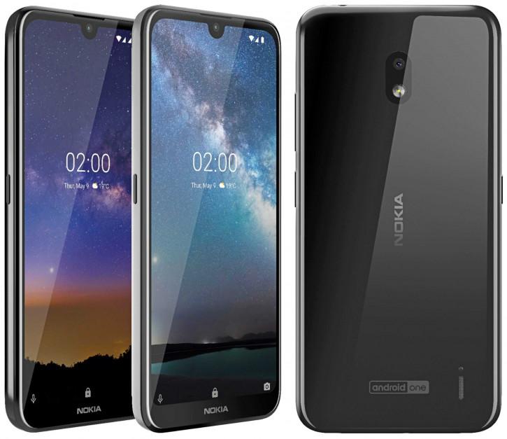 Предзаказ на Nokia 2.2 в России: ультрабюджетка с видами на Android Q