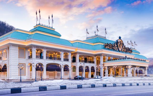 Перспективным направлением для путешественников из ОАЭ стала игровая зона «Красная Поляна»