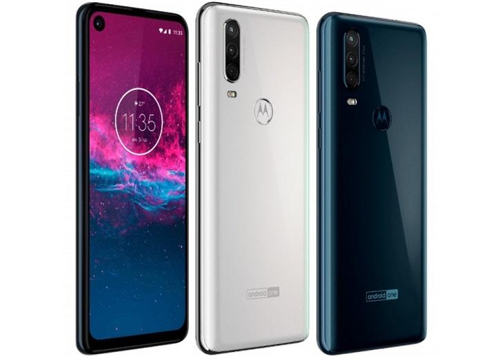 Рассекречены характеристики Motorola One Action