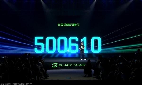 Рекордный результат Black Shark 2 Pro в AnTuTu – стыд и срам