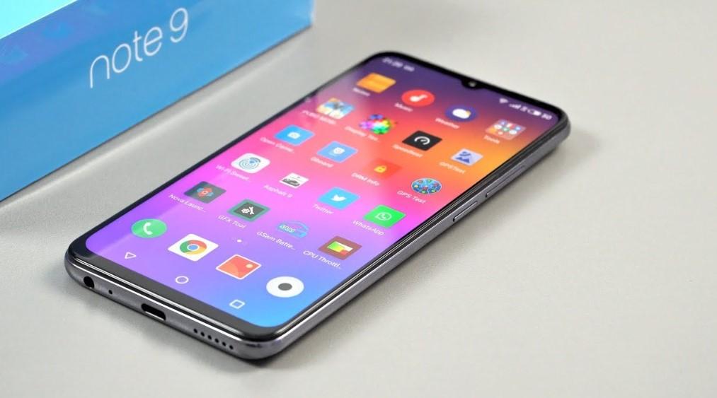 Meizu Note 9 – новый бюджетный смартфон с интересными функциями
