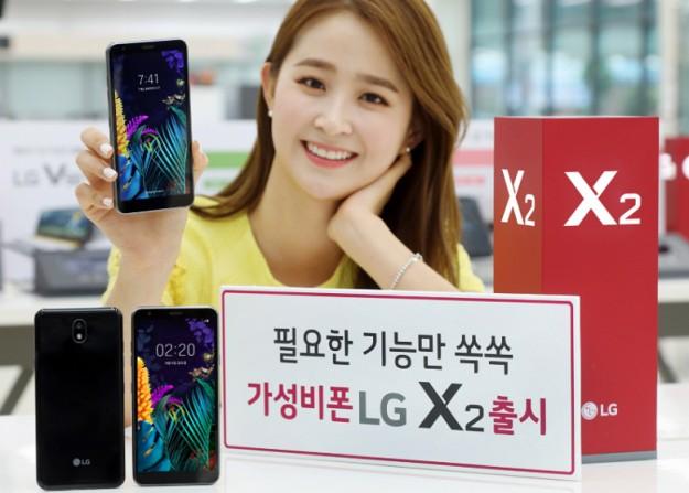 Бюджетник по версии LG. Смартфон LG X2 (2019) получил старую платформу, 2 ГБ ОЗУ и скромный аккумулятор