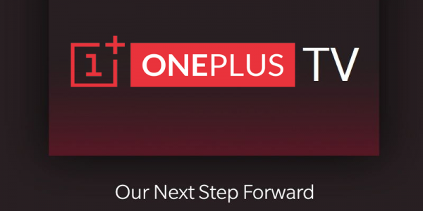 Опубликованы первые подробности о телевизоре OnePlus