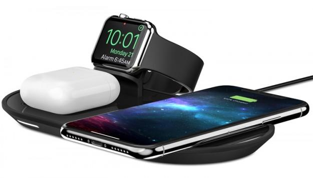 Mophie выпустила станции беспроводной зарядки в стиле отменённой Apple AirPower