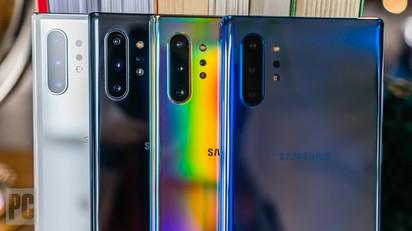 Samsung Galaxy Note 10+ 5G — лучший камерофон в мире по версии DxOMark