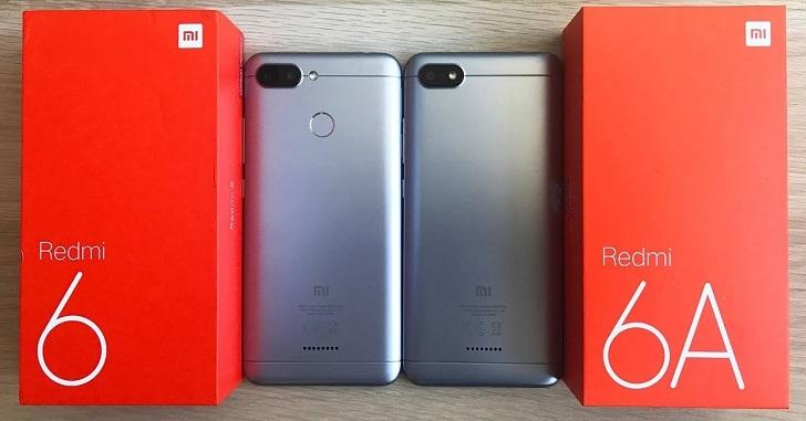 Два дешёвых смартфона Xiaomi получили Android Pie