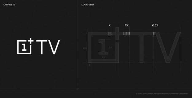 OnePlus представила логотип телевизора OnePlus TV