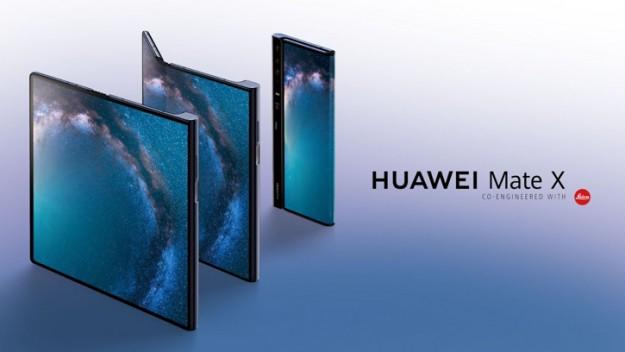 Huawei Mate X отложен до ноября, но Mate X2 уже в планах