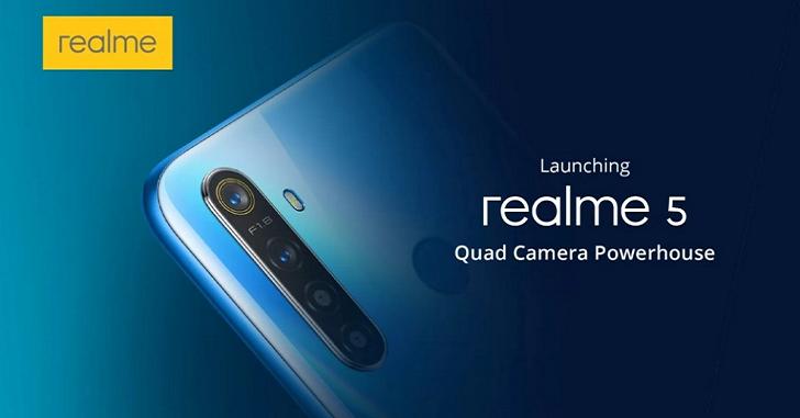 Realme 5, Realme 5 Pro и Realme X Pro взорвут рынок