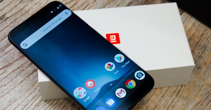Xiaomi Mi A – самые продаваемые смартфоны на Android One