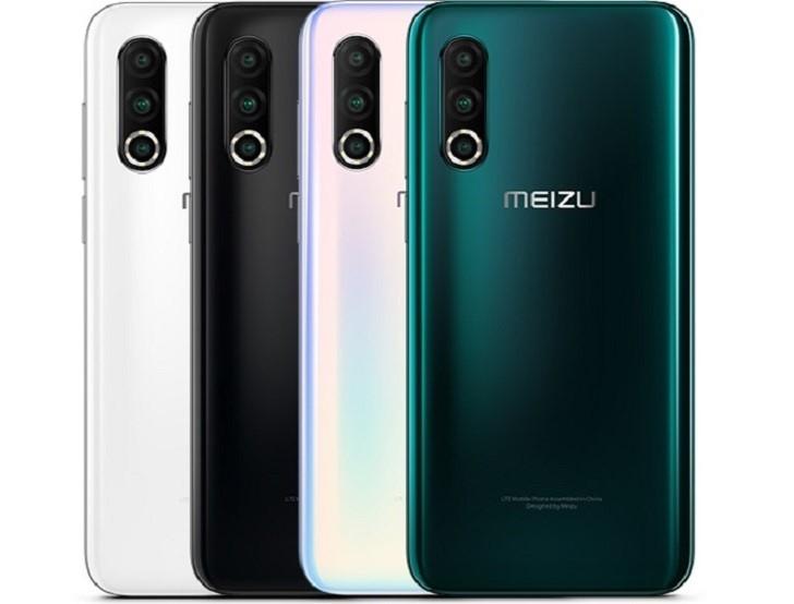 Meizu 16s Pro представлен официально: Snapdragon 855 Plus, NFC, Flyme OS 8 и цена от 375 д ...