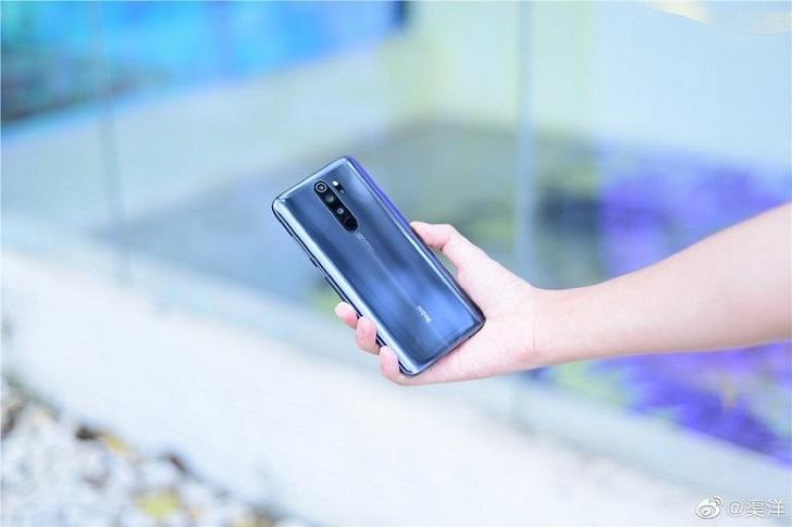 Xiaomi Redmi Note 8 Pro проверили на прочность напильником и сверлом