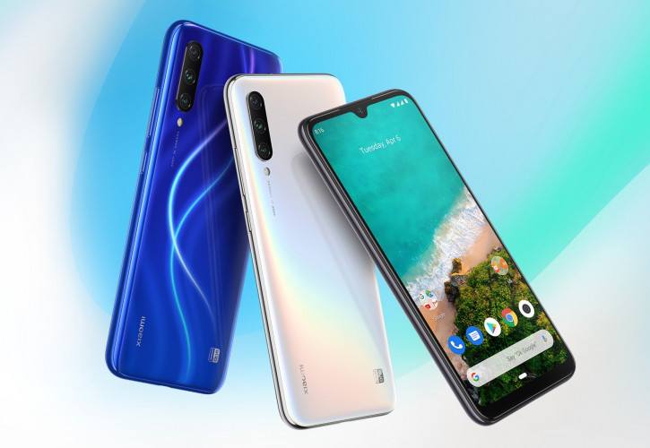 Xiaomi Mi A3 представлен в России (цена и спецпредложение)