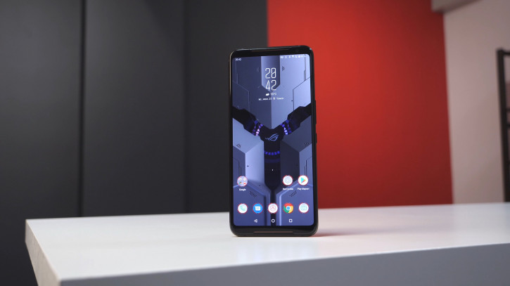 ASUS ROG Phone 2 за 33 860 рублей уже доступен на JD