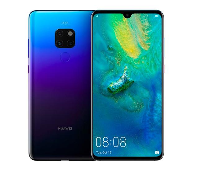 Huawei Mate 20 дешевле на 10 000 рублей у AliExpress Tmall