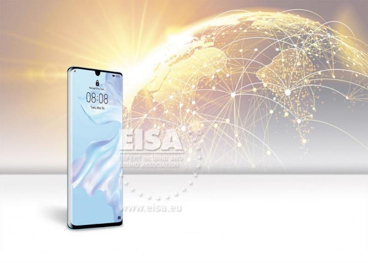 Huawei P30 Pro получил премию «Лучший смартфон» от EISA