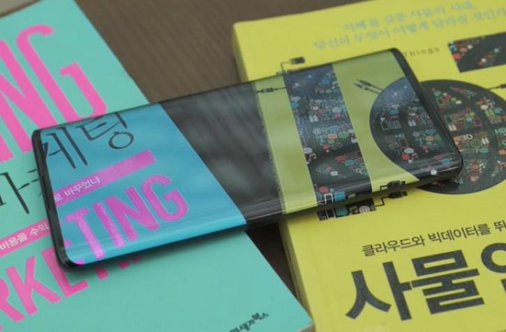 Качественные фото и видеообзор Vivo NEX 3 из Китая