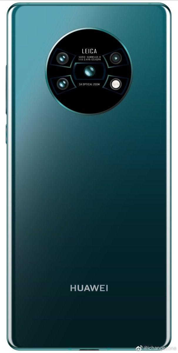 Дата анонса Huawei Mate 30