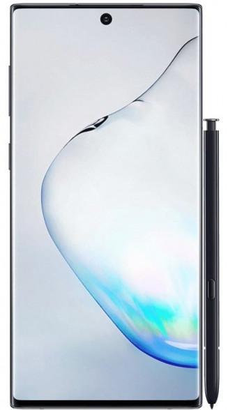 Анонс Samsung Galaxy Note 10 и Note 10+: минимум рамок, крутой S Pen
