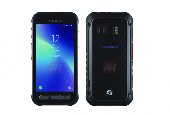 Пресс-фото Samsung Galaxy Active: самый защищённый кореец