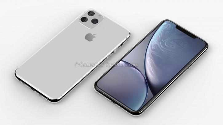 Новые подробности по iPhone XI (iPhone 11): старая зарядка, новый цвет