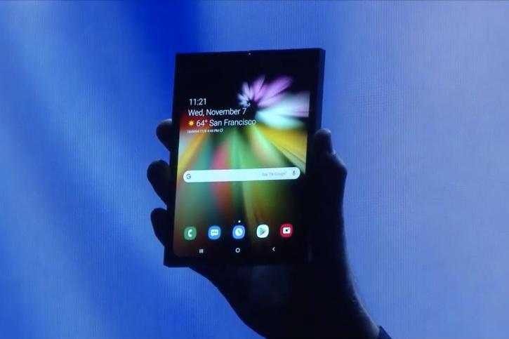 Релиз складного Samsung Galaxy Fold может состояться в день старта IFA