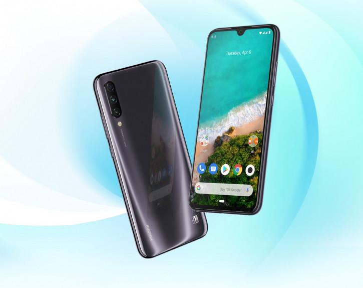 Старт продаж Xiaomi Mi A3 за 13 932 рубля на AliExpress Tmall