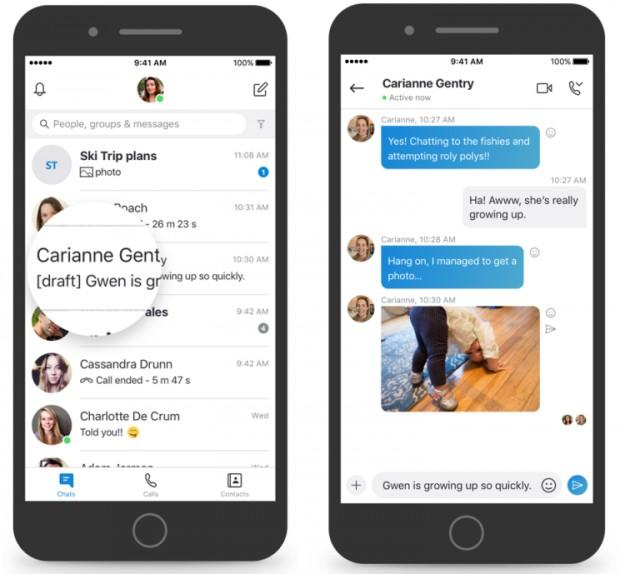 Новые функции Skype сделают процесс общения более комфортным