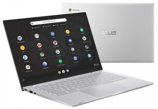 ASUS Chromebook C425: ноутбук за 0 с процессором Intel Core m3