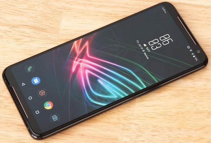 ASUS ROG Phone II представлен в Европе