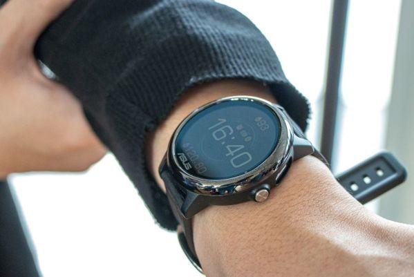 ASUS показала VivoWatch SP – конкурент Apple Watch