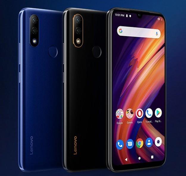 Lenovo A6 Note: недорогой смартфон с двойной камерой и дисплеем HD+ Dewdrop