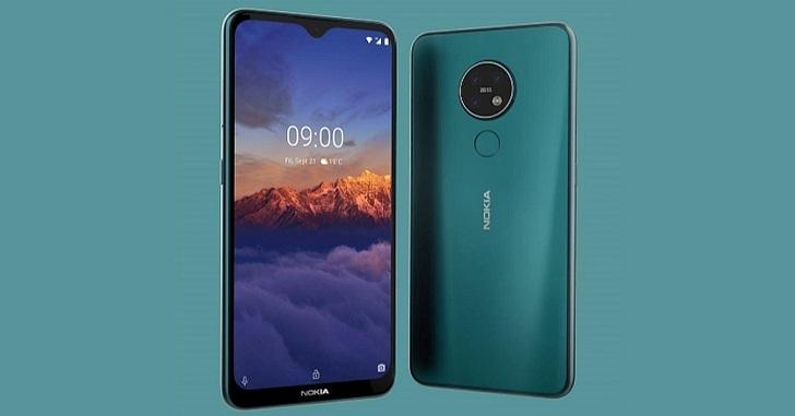 Nokia 7.2 представлен официально