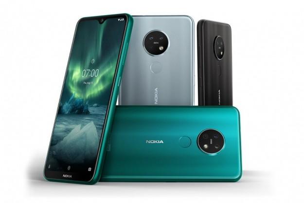 Новые телефоны и смартфоны Nokia представлены на IFA: Nokia 7.2 и Nokia 6.2, Nokia 800 Tough, обновленный раскладной Nokia 2720 Flip и простой Nokia 110
