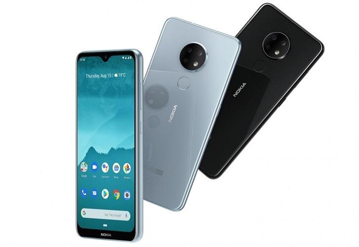 Nokia 6.2 представлен официально