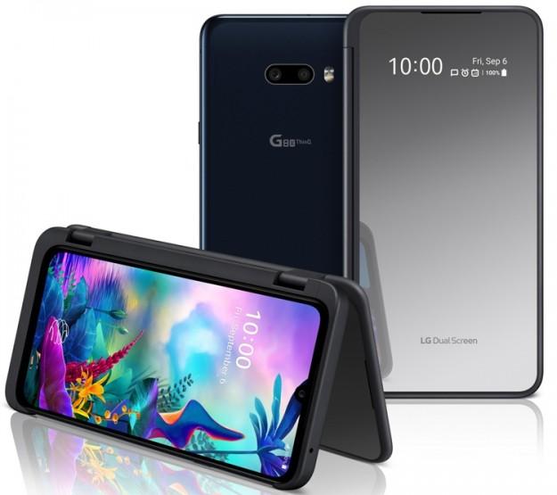 IFA 2019: смартфон LG G8X ThinQ получил улучшенный чехол Dual Screen с двумя экранами