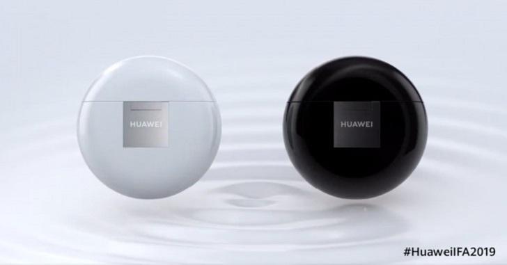 Huawei FreeBuds 3 – первые наушники с Bluetooth 5.1