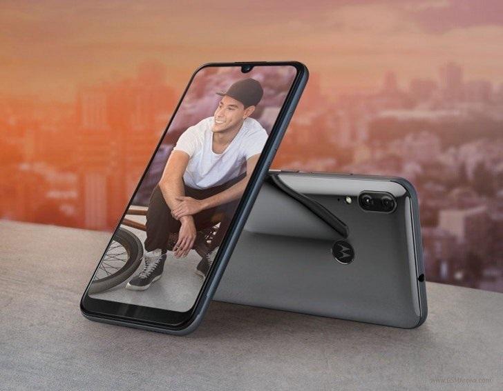 Motorola Moto E6 Plus представлен официально – Helio P22 за 139 евро
