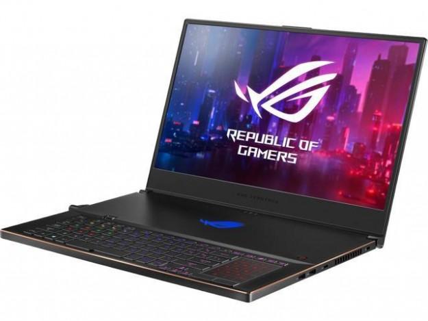 ASUS демонстрирует игровые ноутбуки Republic of Gamers (ROG)  c частотой обновления экрана в 300 Гц