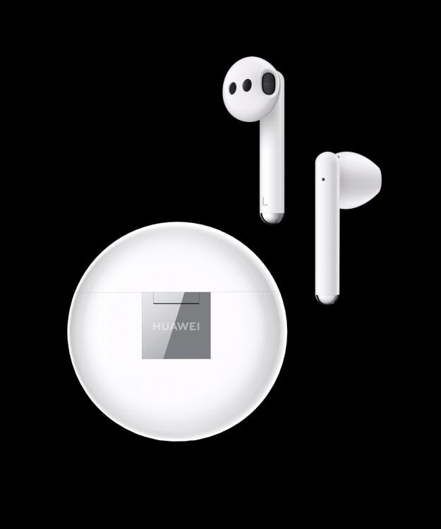 Наушники Huawei FreeBuds с чипом Kirin A1 открывают новую эру интеллектуального звучания от Huawei