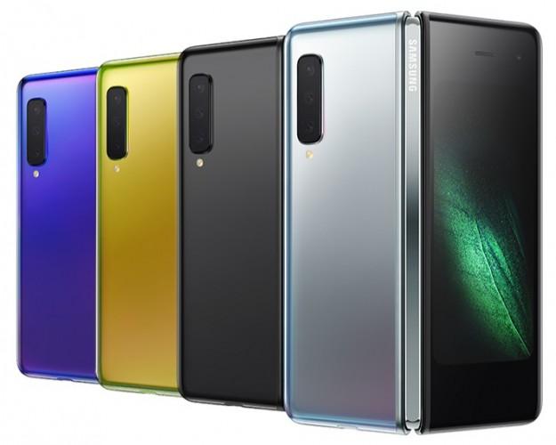 Samsung распродала все Galaxy Fold на старте, но тираж был небольшим
