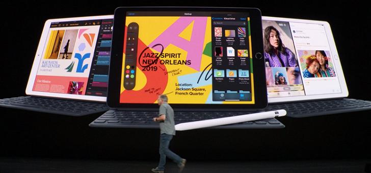 Apple анонсировала iPad (2019)