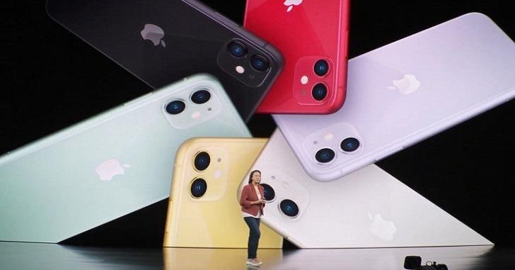 Apple iPhone 11 представлен официально