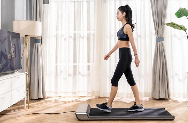 Складная дорожка для ходьбы WalkingPad A1 от KingSmith: здоровье, восстановление после травм, экономия на спортзале
