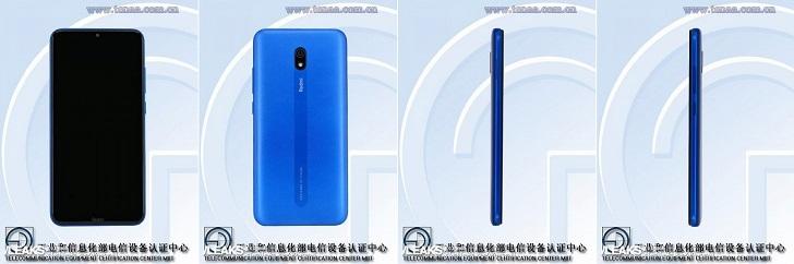 Xiaomi Redmi 8A замечен на официальных изображениях